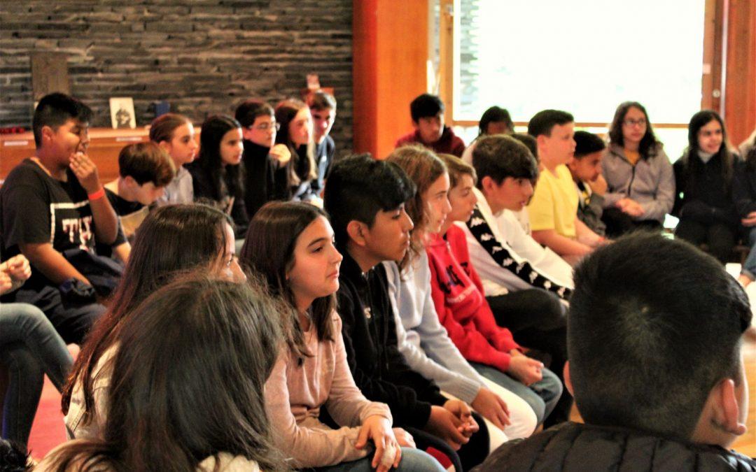 Grupos de adolescentes y jóvenes – curso 2020/'21