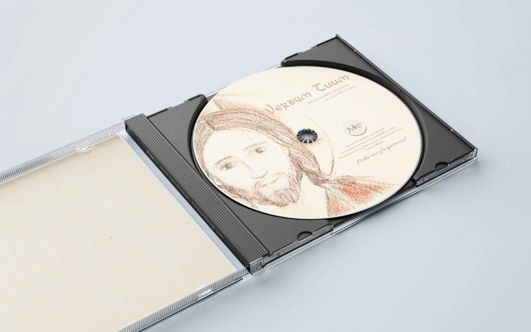 CD Verbum tuum ¡online!