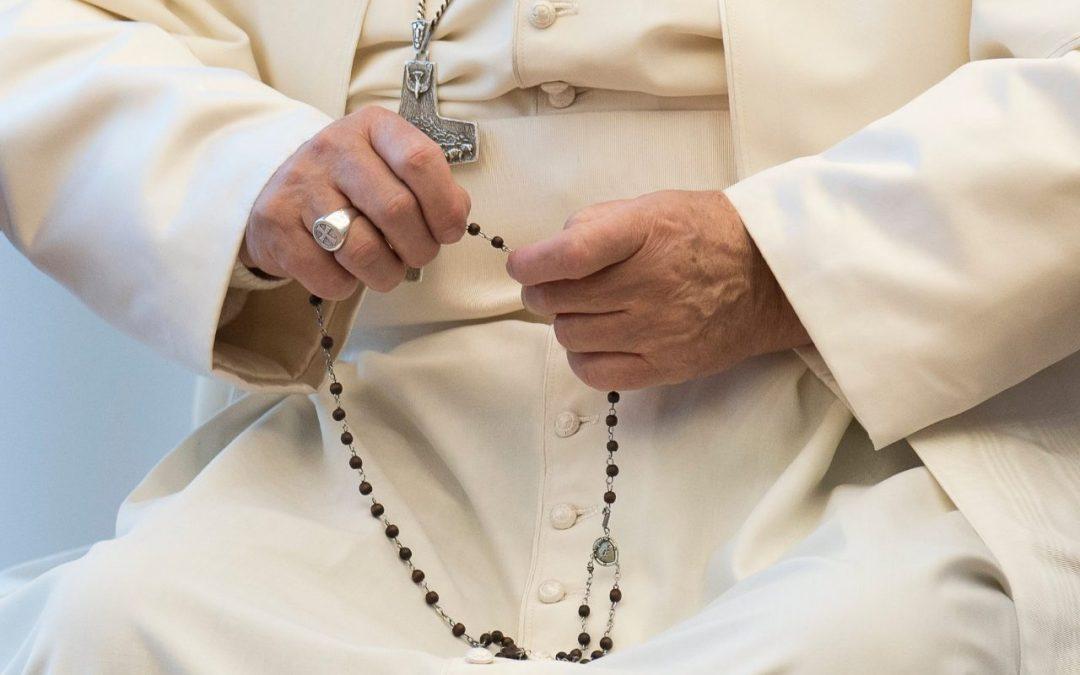 Rosario con el Papa para el fin de la Pandemia